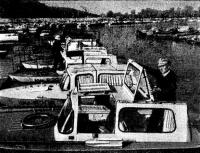 Фото каюты на лодке