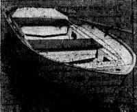 Фото лодки «Ерш»