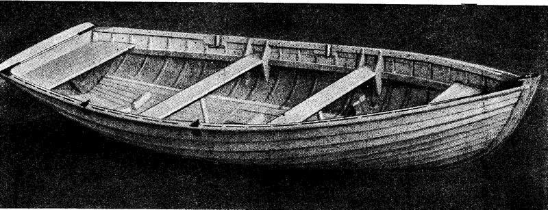 Фото лодки Фан-дер-Флита