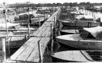 Фото лодочной стоянки в Коломне