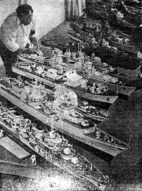 Фото моделей судов