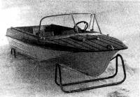 Фото моторной лодки «Казанка-5»