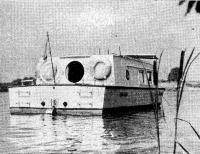 Фото плавучей дачи «Янта»