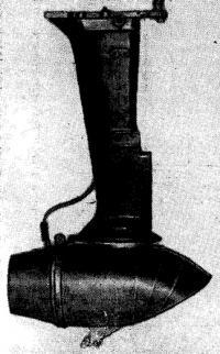 Фото собранного водометного движителя