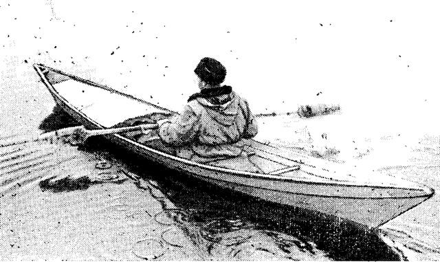 ветка лодка