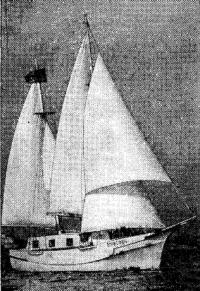 Фото яхты «Борисфен»