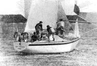 Фото яхты «Финнфайя-33»