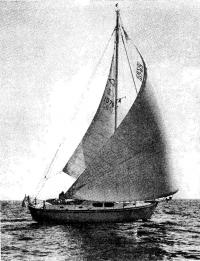 Фото яхты «Кэриббин-35»