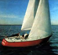 Фото яхты «Конрад-24»