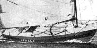Фото яхты «Лефре»