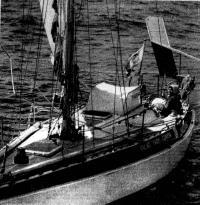 Фото яхты «Мазурка»