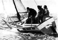 Фото яхты «Пан Дюик 600»