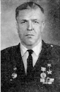 Герой Советского Союза Григорий Петрович Казаков