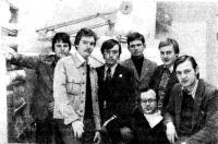 Группа членов СКВ ЛКИ «Океан»
