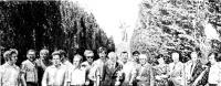 Группа участников «Звездный-78» на Мамаевом кургане