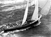 «Хейт Кондор» в Южной Атлантике