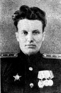 Иван Петрович Матвеев. Фото 1944 года