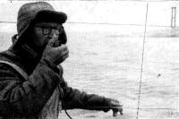 Капитан яхты «Арктика» Б. С. Немиров