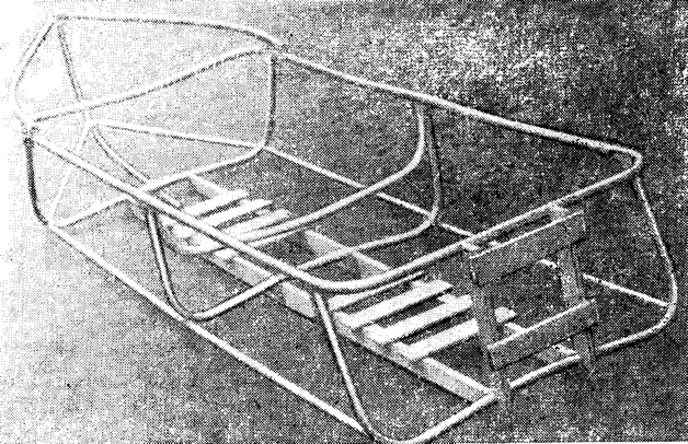 Лодка из металлопрофиля своими руками