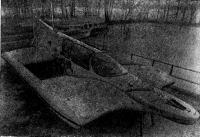Катер-экраноплан Г. В. Йорга «TAV VII-6» («JORG-III»)