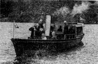 Катер «Брэнксом», построенный в 1896 году
