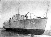 Катер «МО-215» — корабль-памятник, экспонат Музея Дороги жизни