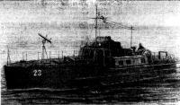 Катерный тральщик типа «КМ-4»