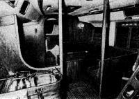 Кают-компания яхты «Джон-39»