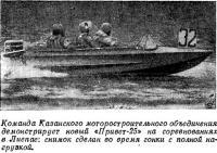 Команда Казанского моторостроительного объединения
