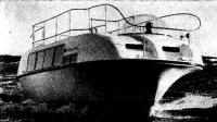 Комфортабельный катер «Окулус-104»