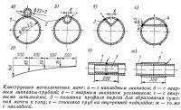 Конструкция металлических мачт