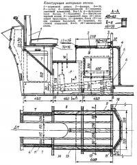 Конструкция моторного отсека