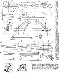 Конструкция основных узлов и деталей «Айс-винга»
