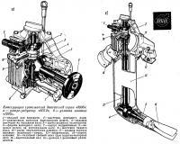 Конструкция трансмиссий двигателей серии «3000»