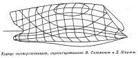 Корпус «четвертьтонника», спроектированного В. Саламоном и Д. Шарлем