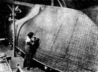 Корпус «Голден Хорн» готов к омоноличиванию цементом