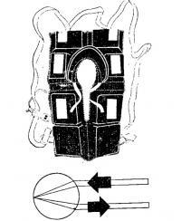 Лента-рефлектор для спасательных приборов
