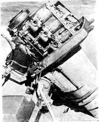 «ЛМ-701» экспериментальный мотор Казанского завода