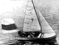Лодка в дни первых испытаний