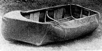 Лодка в сборе