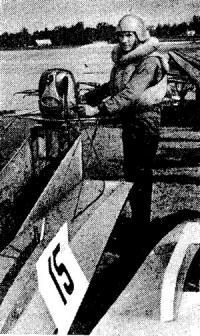 М. Зайчиков — чемпион СССР 1976 г. и дважды рекордсмен мира в SC