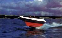Масштабная модель «Морского ножа» проходит испытания на Неве