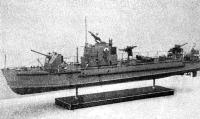 Модель БМО, экспонирующаяся в музее Ленинградского Адмиралтейского объединения