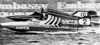 Молинари в схватке борт о борт с английским водно-моторным асом Томом Персивалем