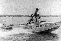 Московский экипаж И. Марчук — П. Кострюков, занявший 3-е место в личном зачете
