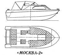 Мотолодка «Москва-2»