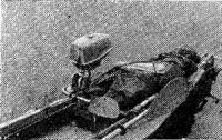 Мотор «Салют» на байдарке