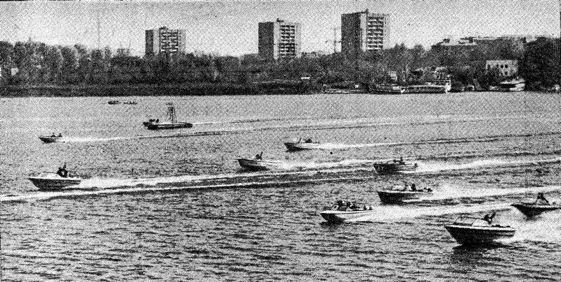 Моторные лодки отечественного производства