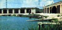 На берегу Нарвского водохранилища