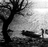 На берегу одной из речек